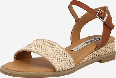 MTNG Sandale 'SUNSET' in beige / braun, Produktansicht
