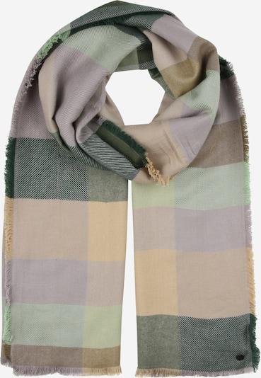 ESPRIT Chal en amarillo pastel / oliva / verde pastel / verde oscuro / lavanda, Vista del producto