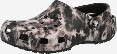 Saboţi 'ClassicBleachDye' Crocs pe mai multe culori / negru, Vizualizare produs