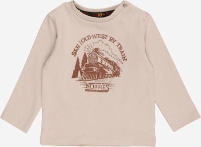 Noppies Shirt 'Riga' in beige / braun, Produktansicht