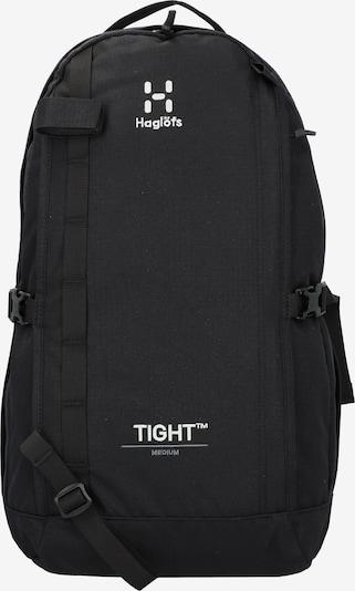 Haglöfs Sportrugzak in de kleur Zwart, Productweergave