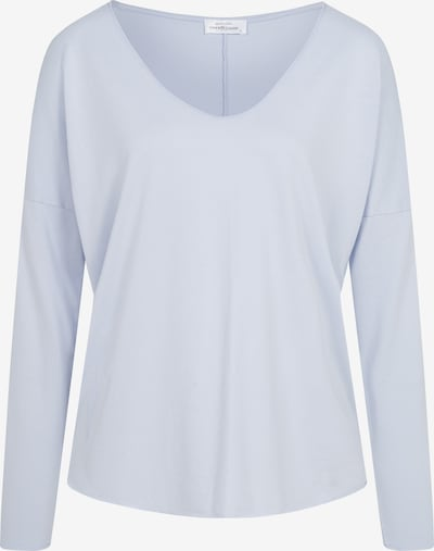 Cotton Candy Langarmshirt 'NOELLE' in blau, Produktansicht