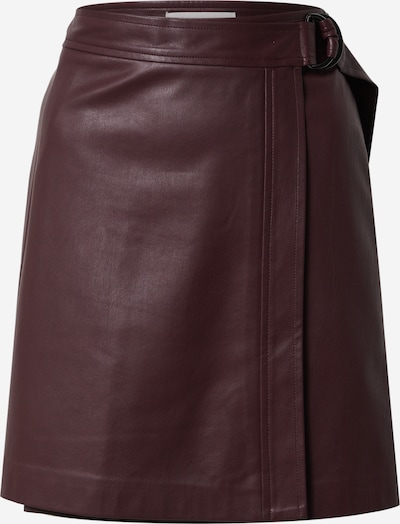EDITED Skirt 'Josina' in Wine red, Item view