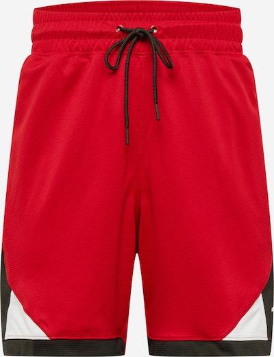 Pantaloni Jordan pe roșu / negru / alb, Vizualizare produs
