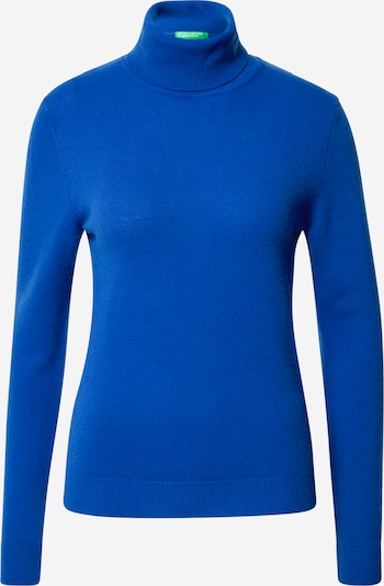UNITED COLORS OF BENETTON Pulover u kobalt plava: Prednji pogled