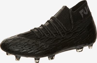 PUMA Fußballschuh 'Future 5.1 Netfit FG/AG' in grau / schwarz, Produktansicht