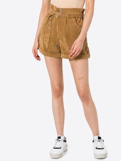 Pantaloni Tally Weijl di colore marrone chiaro, Visualizzazione modelli