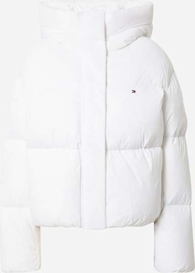 TOMMY HILFIGER Winter jacket in White, Item view