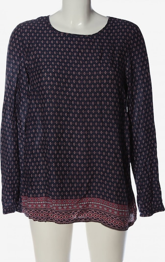Gina Hemd-Bluse in L in lila / pink / wollweiß, Produktansicht