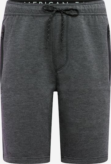 Kelnės iš American Eagle , spalva - tamsiai pilka / juoda, Prekių apžvalga
