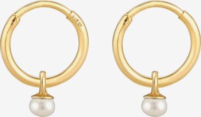 Orecchini ELLI PREMIUM di colore oro / bianco perla, Visualizzazione prodotti