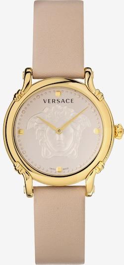 VERSACE Uhr in beige / gold, Produktansicht
