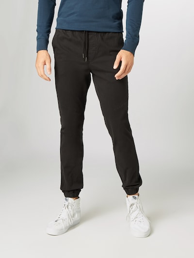 JACK & JONES Kalhoty 'Vega' - černá, Model/ka