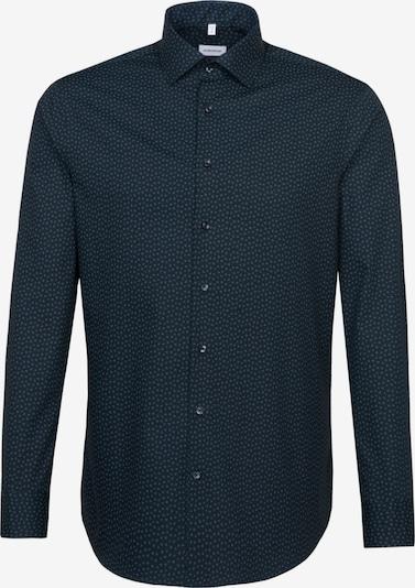 SEIDENSTICKER Zakelijk overhemd in de kleur Donkerblauw / Groen, Productweergave