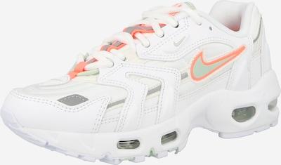 Nike Sportswear Niske tenisice 'Air Max 96' u siva / koraljna / bijela, Pregled proizvoda
