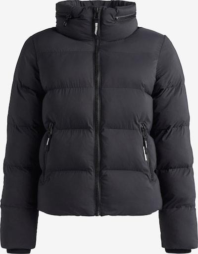 khujo Winterjas ' ZELIHA FAKE DOWN ' in de kleur Zwart, Productweergave