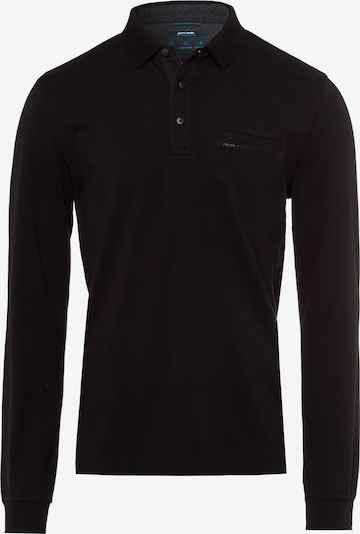 PIERRE CARDIN Poloshirt in schwarz, Produktansicht