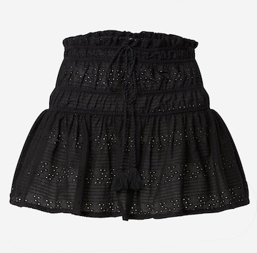 Jupe Trendyol en noir