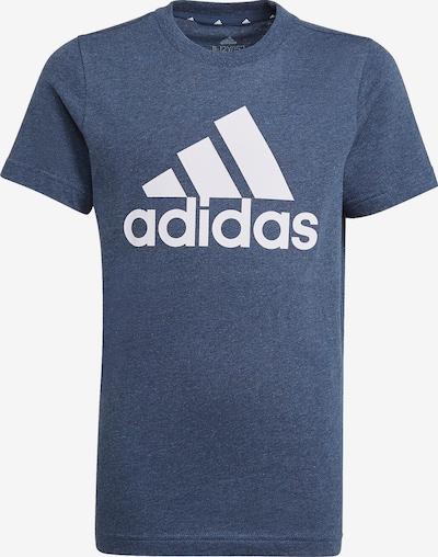 ADIDAS PERFORMANCE Tehnička sportska majica u mornarsko plava / bijela, Pregled proizvoda