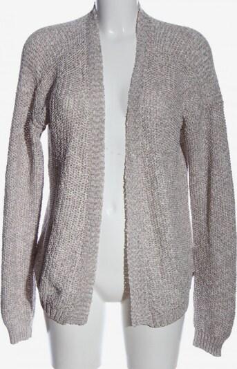 Garcia Jeans Cardigan in M in hellgrau / pink / weiß, Produktansicht