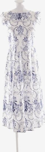 Blugirl Kleid in S in blau / weiß, Produktansicht
