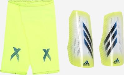 ADIDAS PERFORMANCE Ochraniacz 'X SG LGE' w kolorze żółtym, Podgląd produktu