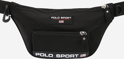 POLO RALPH LAUREN Belt bag in blue / red / black / white, Item view
