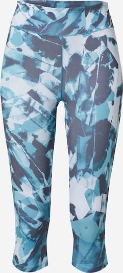 DARE2B Pantalon de sport 'Influential' en bleu / azur / bleu cyan, Vue avec produit