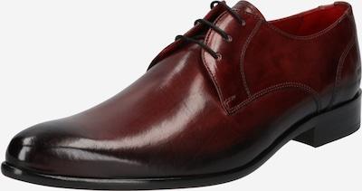 MELVIN & HAMILTON Zapatos con cordón 'Toni' en marrón oscuro, Vista del producto