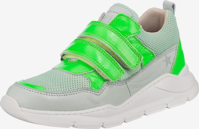 BISGAARD Sneakers in mint / neongrün, Produktansicht