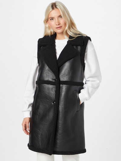 ONLY Vest 'Ebony' in Black, View model