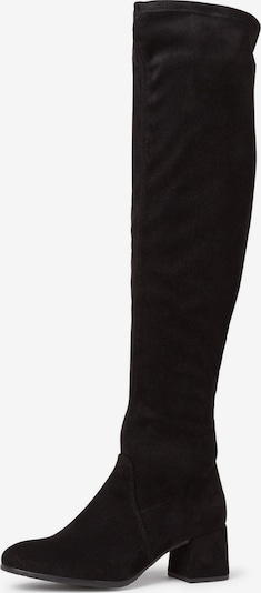 TAMARIS Kozačky nad kolena - černá, Produkt