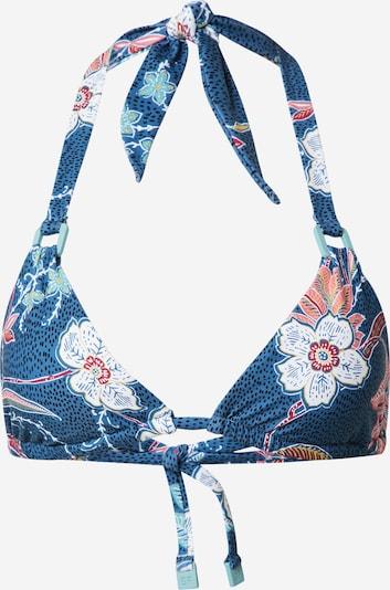 Seafolly Bikinitop in de kleur Blauw / Gemengde kleuren, Productweergave