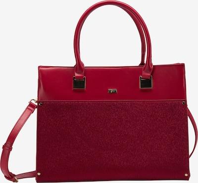 faina Handtasche in blutrot, Produktansicht