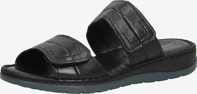 CAPRICE Pantoletten in schwarz, Produktansicht
