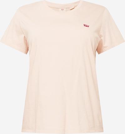 Levi's® Plus T-Shirt in puder, Produktansicht