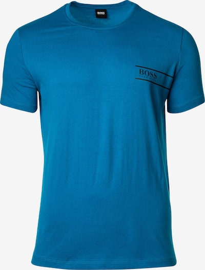 BOSS Casual Shirt in de kleur Turquoise, Productweergave