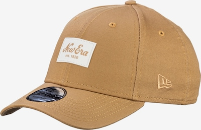 NEW ERA Cap '9Forty' in braun / weiß, Produktansicht
