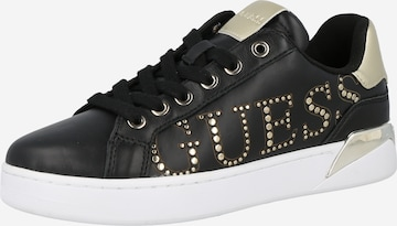 GUESS Sneaker low i svart