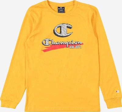 Champion Authentic Athletic Apparel T-Shirt in gelb / mischfarben, Produktansicht