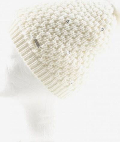 LUHTA Strickmütze in XL in creme, Produktansicht