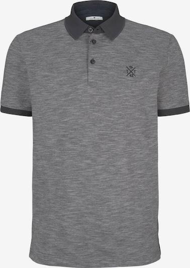 TOM TAILOR Poloshirt in dunkelgrau, Produktansicht