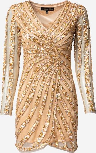 A STAR IS BORN Vestido de gala en beige claro / oro, Vista del producto