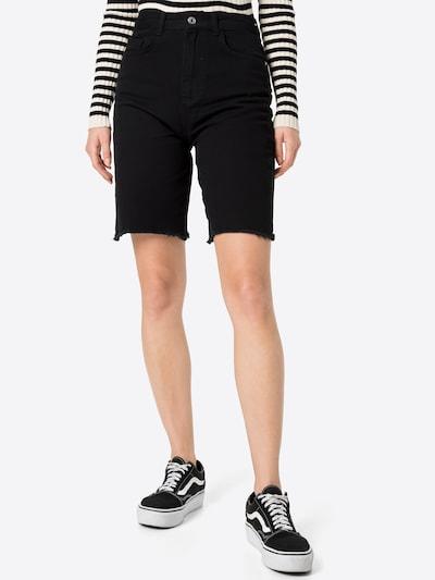 DeFacto Jeans in black denim, Modelansicht