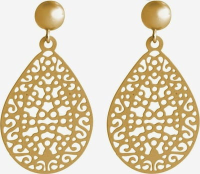 Gemshine Ohrringe in gold, Produktansicht