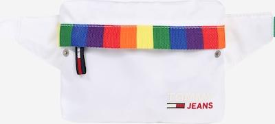 Tommy Jeans Torba na pasek 'CAMPUS' w kolorze żółty / zielony / ciemnofioletowy / pomarańczowy / białym, Podgląd produktu