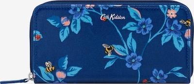 Cath Kidston Cartera en turquesa / azul noche / amarillo / melocotón, Vista del producto