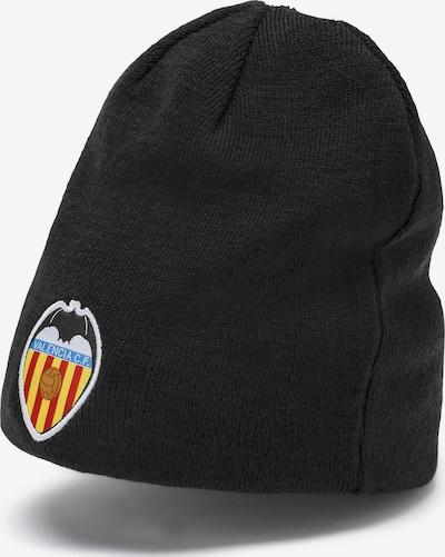 PUMA Mütze 'Valencia' in schwarz, Produktansicht