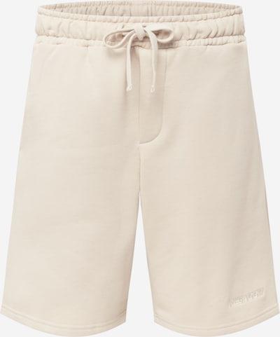 Pantaloni Pegador pe alb lână, Vizualizare produs