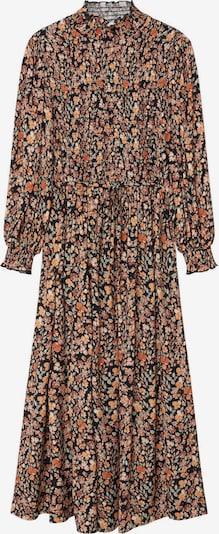 MANGO Kleid in mischfarben / orange, Produktansicht